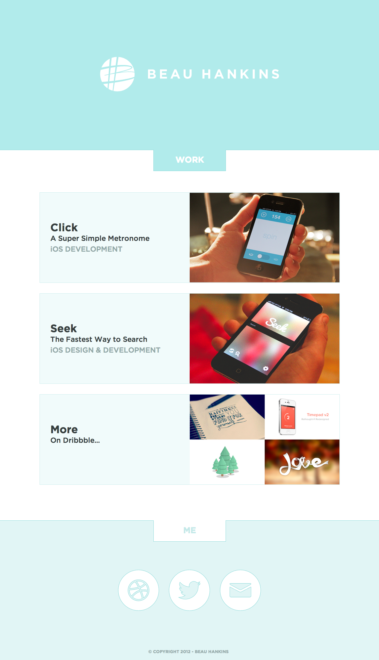 Beauhankinswebsitescreenshot