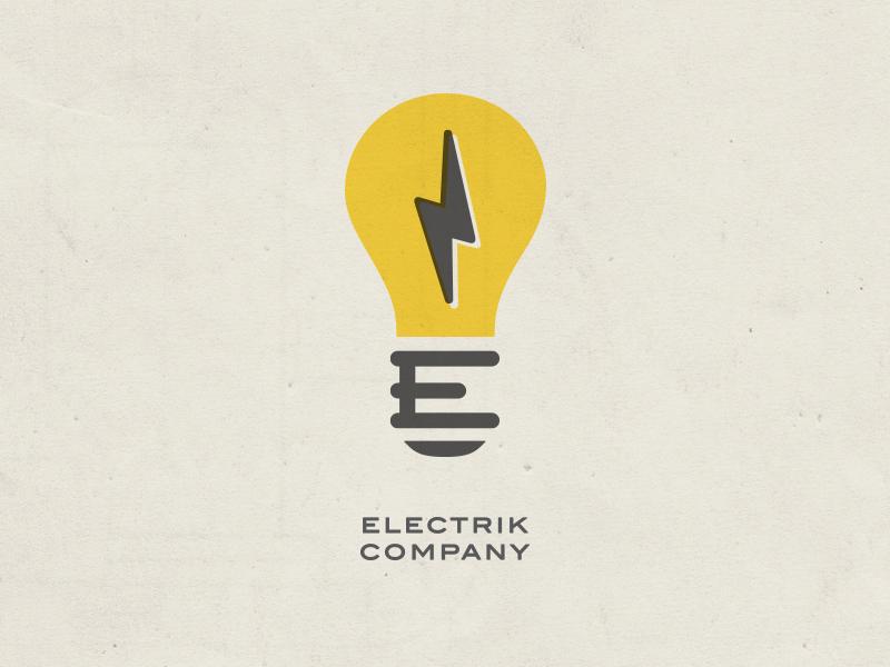 Electrikcompany logo retro