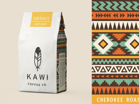 Kawi coffee packaging