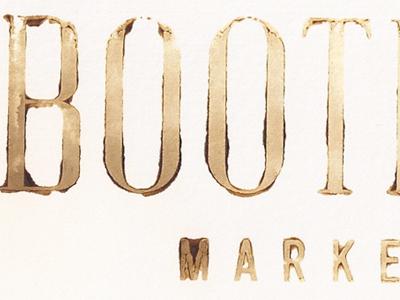 Bootleg Burn brand logo burn fire technique