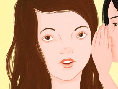 Illustration Friday - Secret illustration digital drawing illustration friday