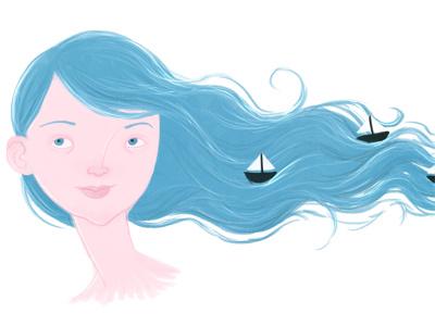 Illustration Friday - Water illustration illustration friday ink digital drawing