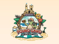 American Sandsculpting Championships T-Shirt Design