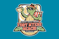 FMB Turtle T-Shirt Design