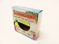 Pinchers Key Lime Tart Packaging