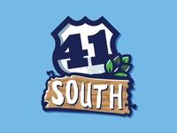 41 South Logo Concept