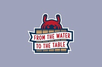 From The Water To The Table Graphic