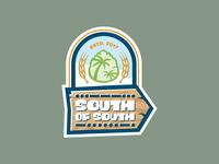South of South Logo Design