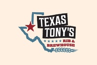 Texas Tony's Rib & Brewhouse Logo Design