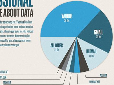 Info Graphic Pie