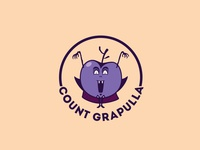 Count Grapulla Logo Template