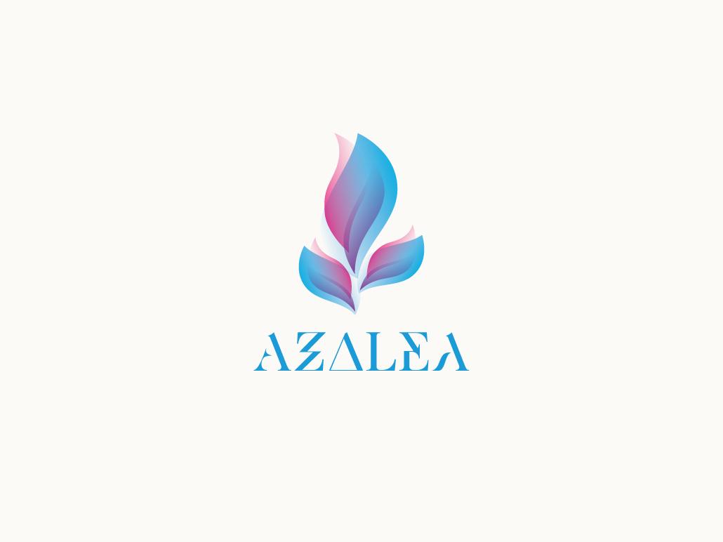 Azalea logo template 01