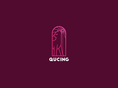 Qucing Logo Template