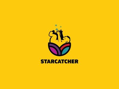 Starcatcher Logo Template