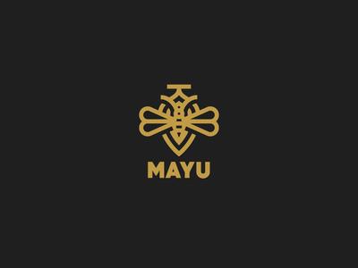 Mayu Logo Template
