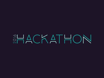 Hack Logo Final 2016 logo hackathon