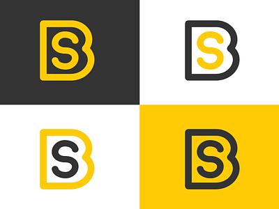 SB Monogram Colors monogram sb