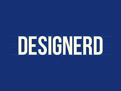 Designerd grid nerd design type