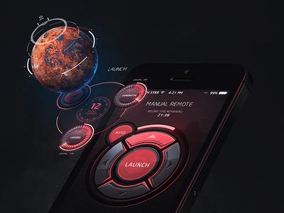 Dark ios app icon dark control darth death empire remote space star vader