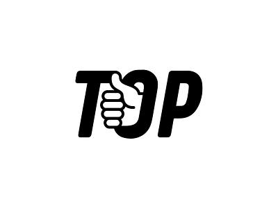 👍 concept logo
