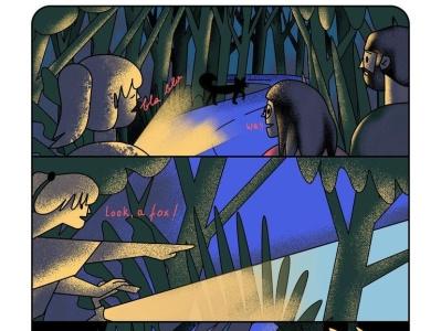 Comics story comics illustration