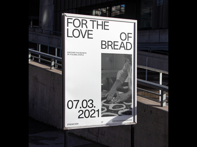 For The Love Of Bread