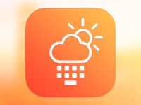 Weather App Icon