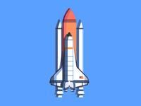 🚀 Space Shuttle 🚀