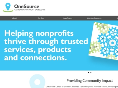OneSource Cincinnati Website