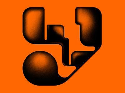 Y 3d art digitalart minimalism icon fluid organic lettering typeface typogaphy 36daysoftype08 36daysoftype