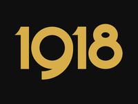 1918 Font