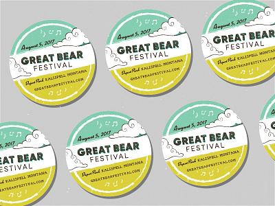 Great Bear Coasters 1 coasters event festival beer bear