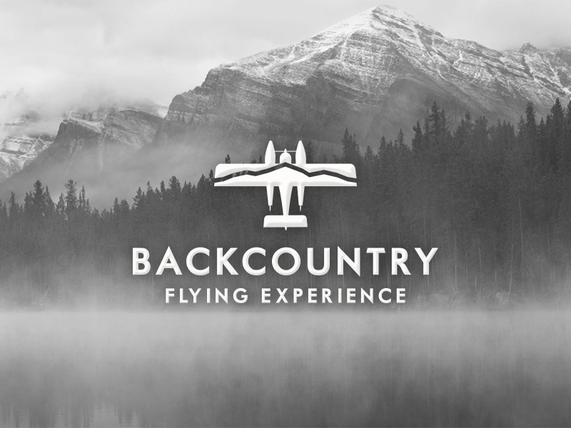 Backcountry Flying Experience backcountry seaplane logo