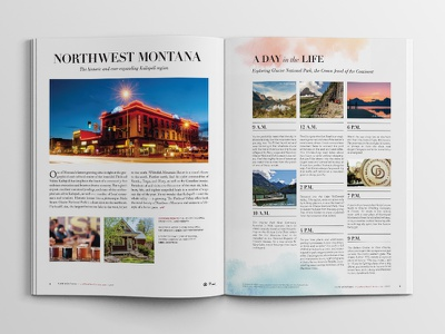 Pure Montana Magazine real estate lifestyle magazine