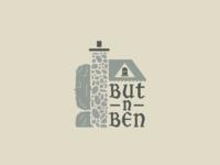 BUT 'N' BEN Logo