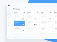 Dashboard - Meeting