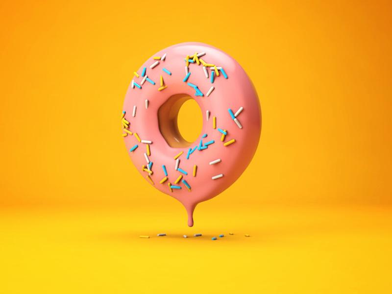 doughnut c4d