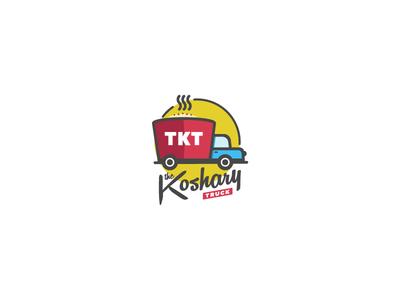 TheKosharyTruck (TKT) Brand Identity fast food egypt germany brand design logos koshary food