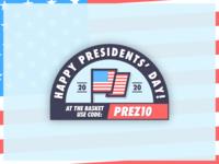 🇺🇸 Presidents' Day 2020 🇺🇸