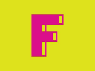 F by Jack Gill via dribbble