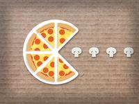 🍕 Pizza PacMan 🍕