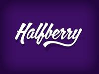 Halfberry logo