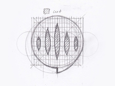 Logo concept sketch pencil pen marker logo identity font face calligraphy brush branding