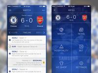 Chelsea FC – Unused concept