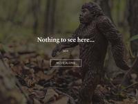 404 wordpress 404 blog yeti joke move nothing simple pexels