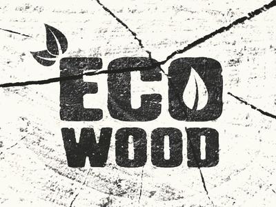 Logo Eco Wood
