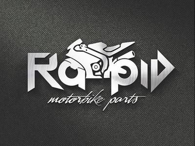 Logo Rapid motorbike parts