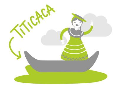 Titicaca boat bolivia peru titicaca lake titicaca