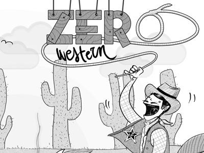 Zero Western western cowboy
