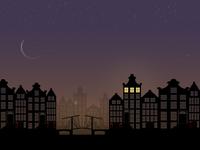 Night night, Red Light.